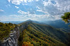 View from Chimney Rock on North Fork Mountain  to purchase - http://dan-friend.artistwebsites.com/featured/view-from-chimney-rock-on-north-fork-mountain-dan-friend.html